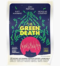 The Green Death Poster