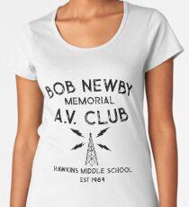 Bob Newby AV Club Women's Premium T-Shirt