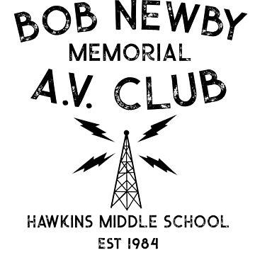 Bob Newby AV Club by mimiboo