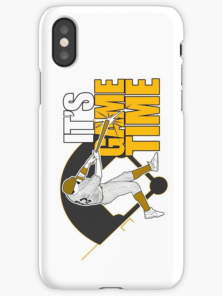 It's Game Time - Baseball (Yellow) by Adam Santana