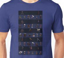 Awakening Tile - Sunset Shores Unisex T-Shirt