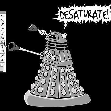 DESATURATE! by graffd02