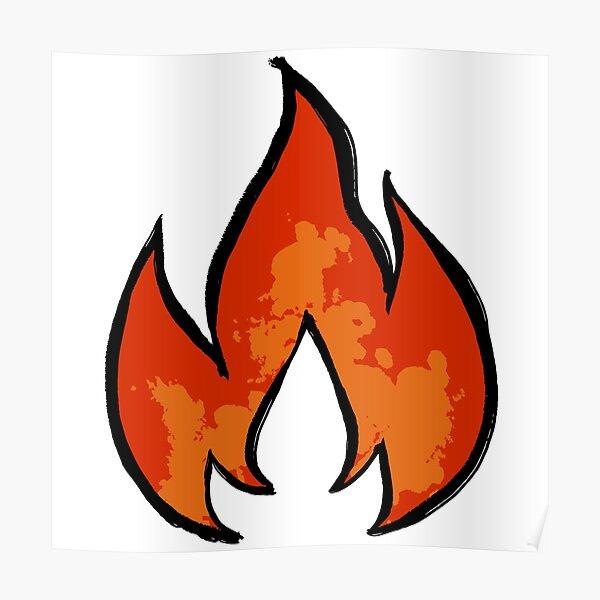 LUZIS FLAMME Poster