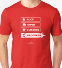 Hodouken Wins Every Time  Unisex T-Shirt