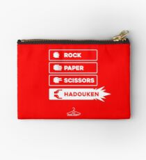 Hodouken Wins Every Time  Studio Pouch