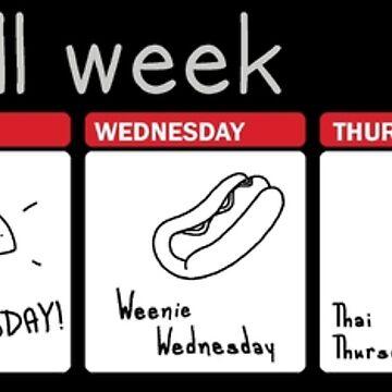 FULL all week by graffd02