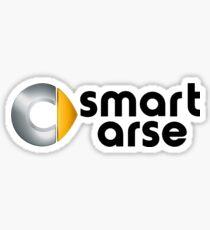 Smart Arse Smart Car ForTwo Sticker