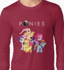 Ponies Long Sleeve T-Shirt