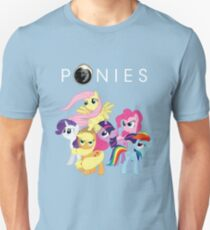 Ponies Unisex T-Shirt