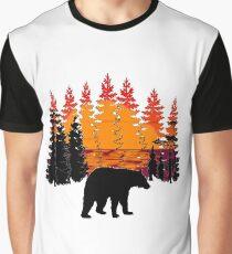 Sunset Beauty Graphic T-Shirt