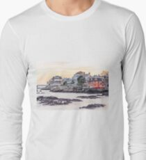New England Coast Long Sleeve T-Shirt