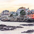 New England Coast by Southern  Departure