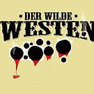 Metropole Ruhr - Der Wilde Westen by chasednsnowed