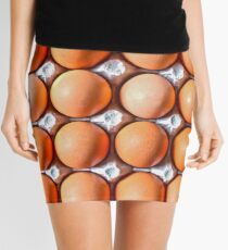 Eggs, eggs, eggs Mini Skirt