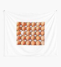 Eggs, eggs, eggs Wall Tapestry