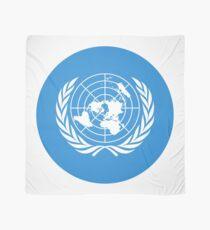 The United Nations, 联合国, 国 連, Vereinten Nationen, United Nations Scarf