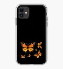 Monarch Butterfly Rapsody iPhone Case