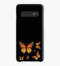 Monarch Butterfly Rapsody Case/Skin for Samsung Galaxy