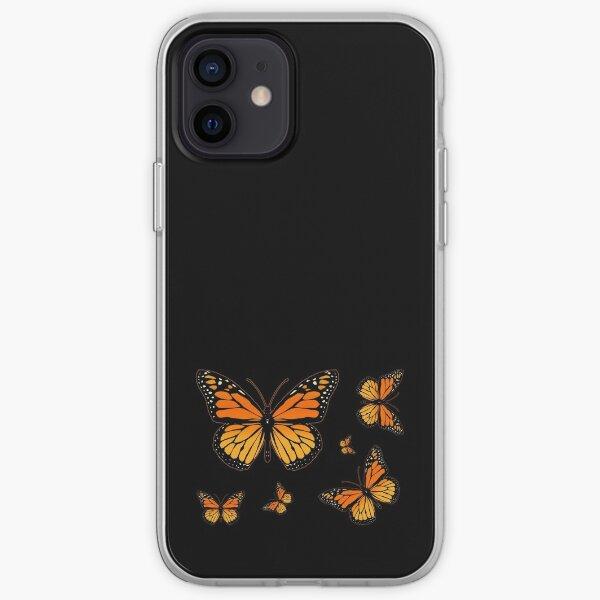 Monarch Butterfly Rapsody iPhone Soft Case