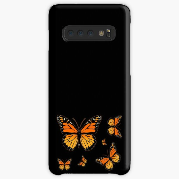 Monarch Butterfly Rapsody Samsung Galaxy Snap Case