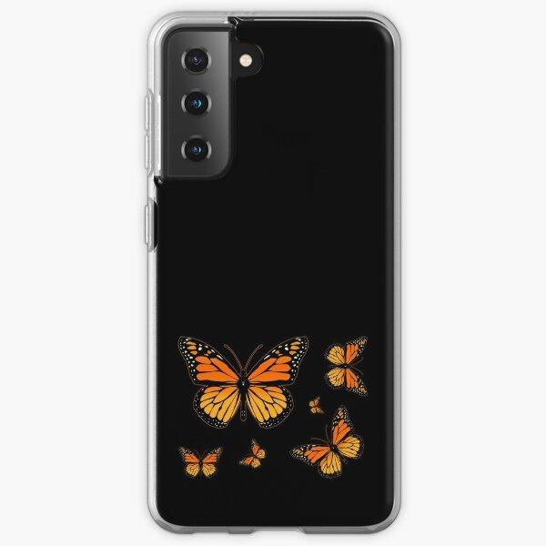 Monarch Butterfly Rapsody Samsung Galaxy Soft Case