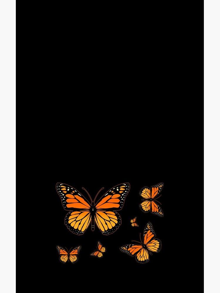 Mariposa monarca Rapsody de Garaga