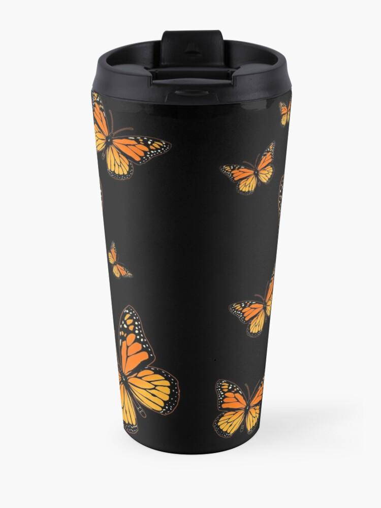 Alternate view of Monarch Butterfly Rapsody Travel Mug