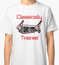 Classically Trained Nintendo T-Shirt Classic T-Shirt