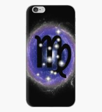 Virgo Zodiac Sign Stars Constellation iPhone Case