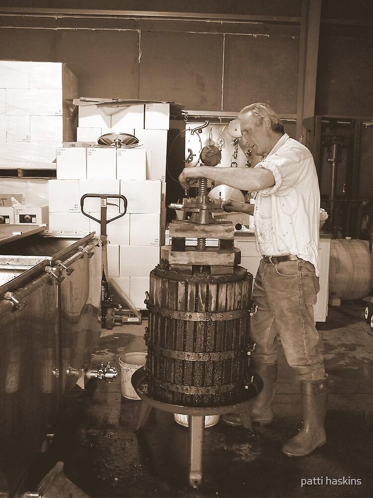 Winemaker by patti haskins