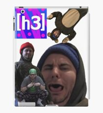 h3h3 productions  iPad Case/Skin