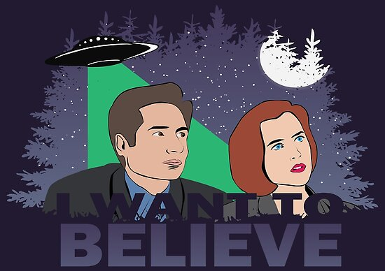 I Want To Believe by amberlynn531