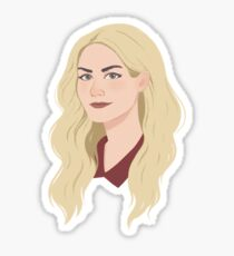 Emma Swan Through the Years Sticker