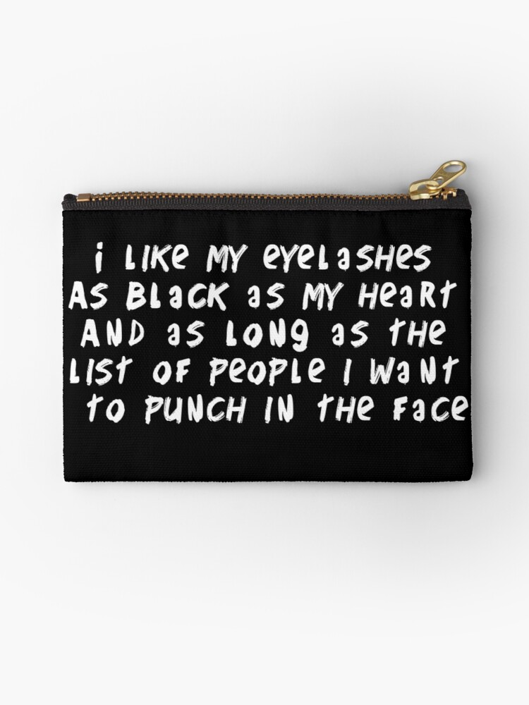 Eyelashes black and long by mariatorg