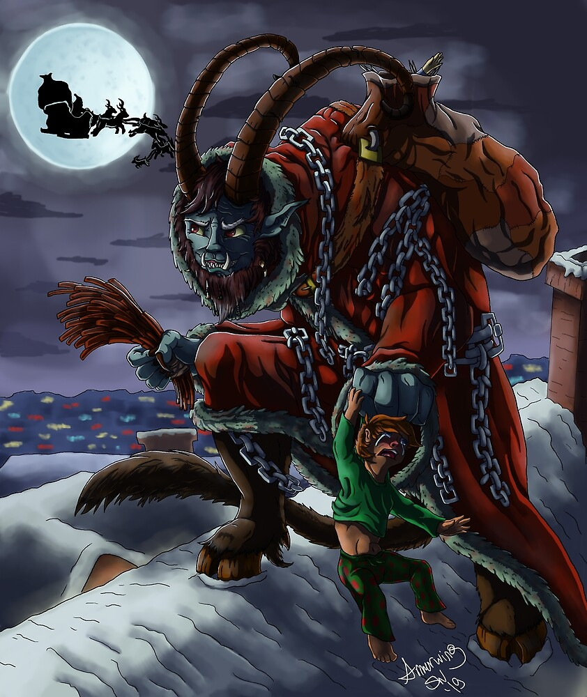 Krampusnaught by Stonewing