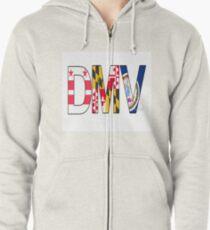 DMV Zipped Hoodie