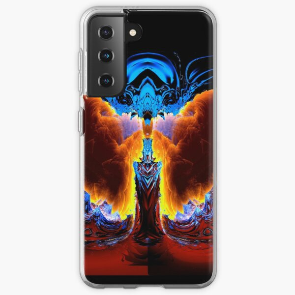 The Summoning by Spaced Painter Samsung Galaxy Soft Case