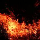 Dein Verlangen spielte mit Feuer, nun pass auf deinen Rücken auf .. Jetzt erkenne, dass du in die Augen des Wahnsinns schaust von jammingene