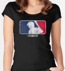 Team Steve Women's Fitted Scoop T-Shirt
