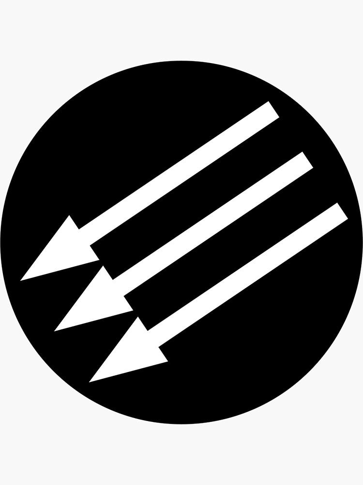 Antifascist Circle by dru1138