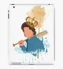 King Steve iPad Case/Skin