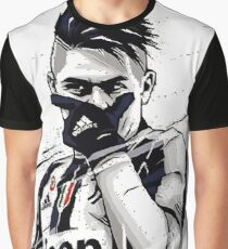 Dybala Vector Graphic T-Shirt