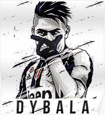 Dybala Vector Poster