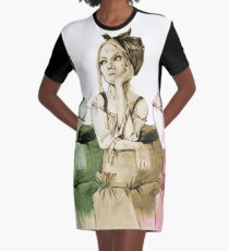 Filthy  Graphic T-Shirt Dress