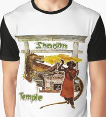 Shaolin Temple Graphic T-Shirt