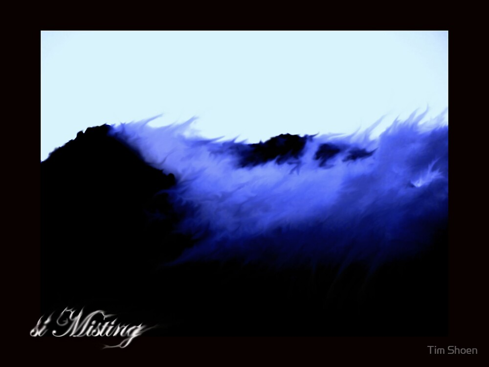Si Misting by Tim Shoen