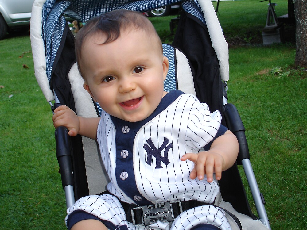 Future Yankee Star by rudyrude