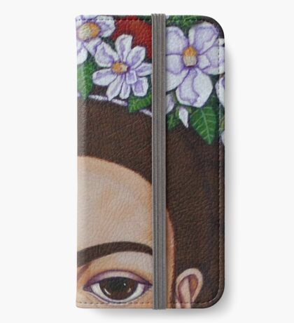 Those eyebrows! iPhone Wallet