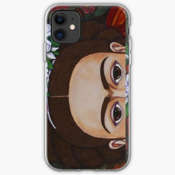 Those eyebrows! iPhone Soft Case