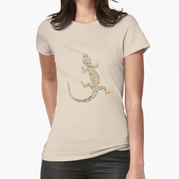 Nature's Gift Fitted T-Shirt